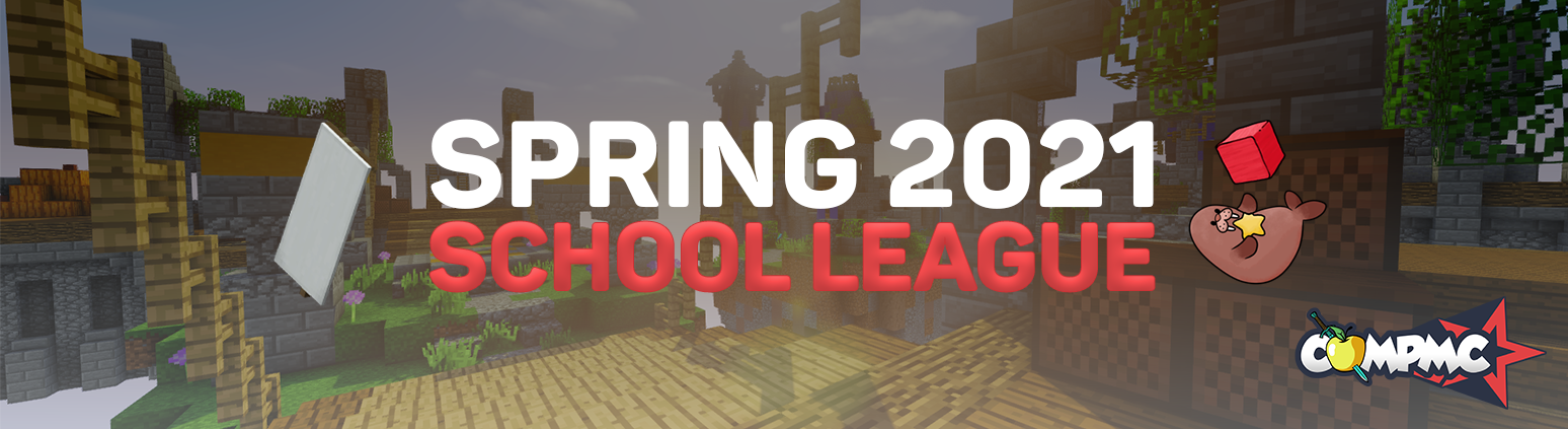 Spring 2021 School League Cover Image