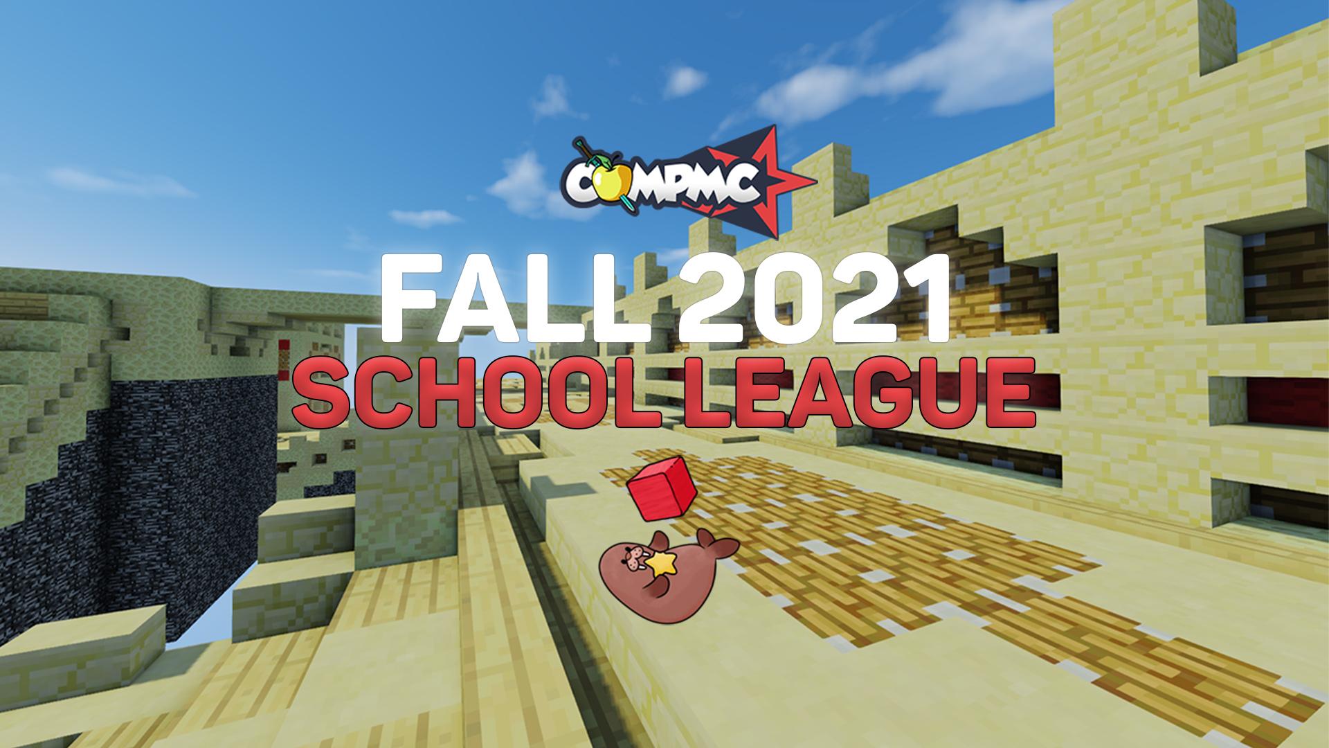School League Fall 2021 Cover Image